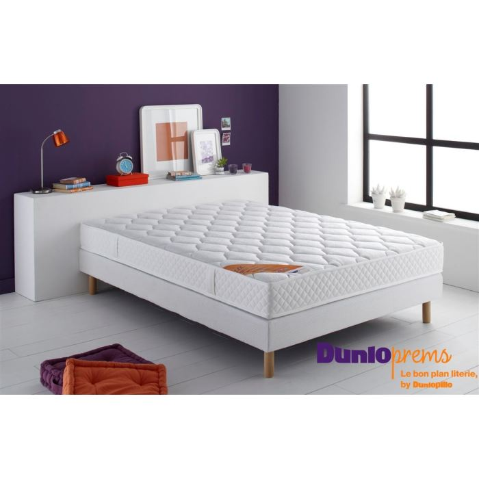 dunloprems matelas 140x190cm mousse lol dunlopillo pickture. Black Bedroom Furniture Sets. Home Design Ideas