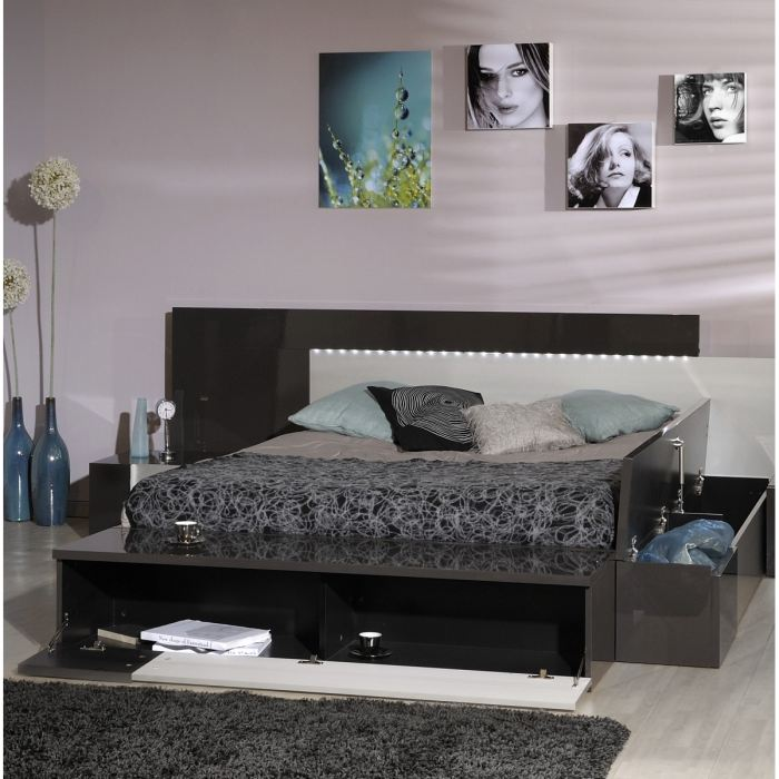 grey coffre de pied de lit gris aucune pickture. Black Bedroom Furniture Sets. Home Design Ideas