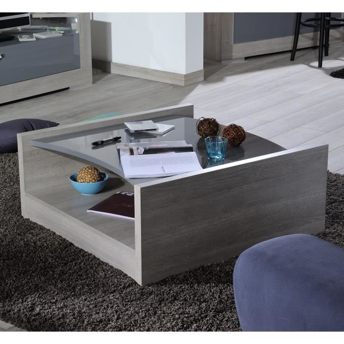 meuble tv et table basse assortie sammlung von design zeichnungen als. Black Bedroom Furniture Sets. Home Design Ideas