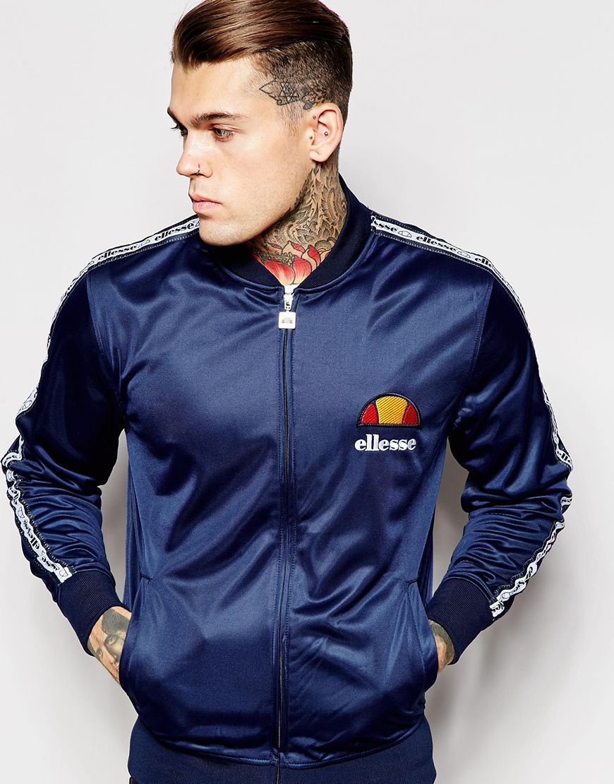 survetement homme ellesse