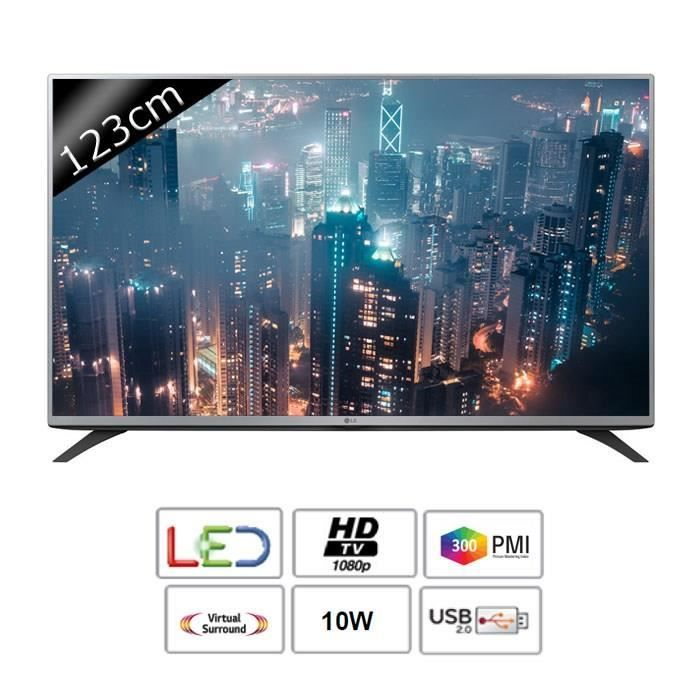 lg 49lf5400 tv led full hd 123cm 300hz lg pickture. Black Bedroom Furniture Sets. Home Design Ideas