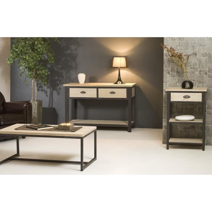 seville table basse 110 x 60 cm aucune pickture. Black Bedroom Furniture Sets. Home Design Ideas