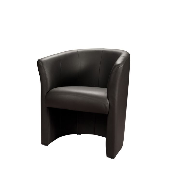 fauteuil cabriolet baya noir aucune pickture. Black Bedroom Furniture Sets. Home Design Ideas