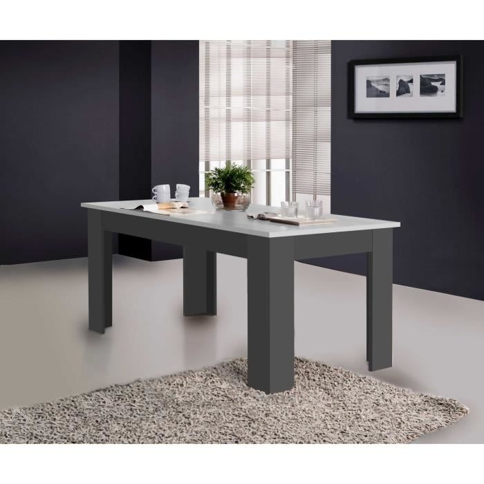 finlandek table de s jour cloud blanc gris finlandek salle a manger pickture. Black Bedroom Furniture Sets. Home Design Ideas