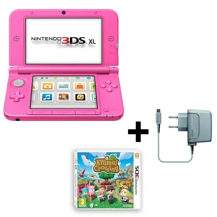 Console 3ds xl animal crossing new leaf 3ds nintendo - Animal crossing new leaf consoles ...