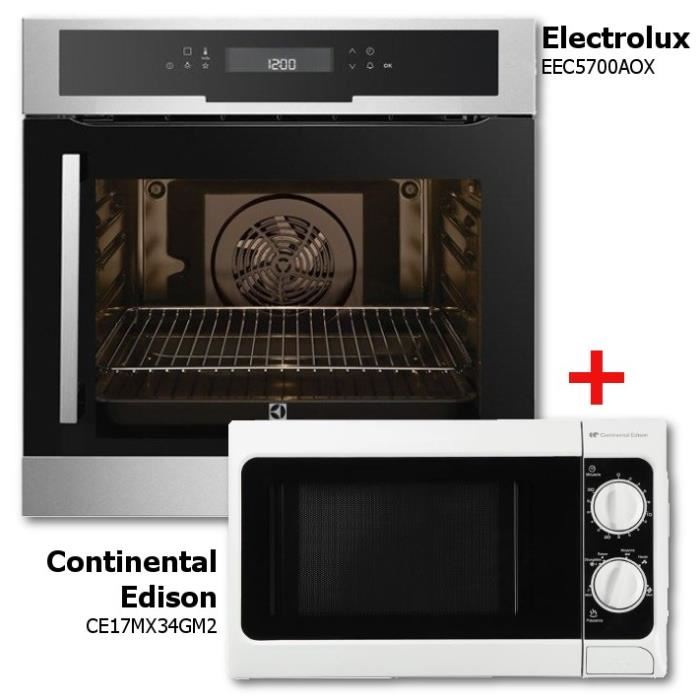 Electrolux four multifonction micro ondes electrolux pickture - Four multifonction micro ondes ...