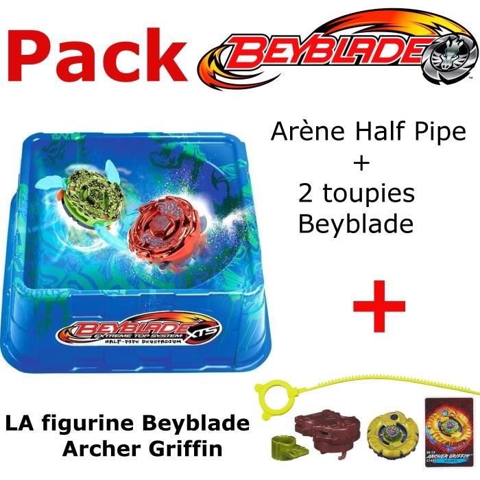 beyblade pack exclu arene toupie hasbro pickture. Black Bedroom Furniture Sets. Home Design Ideas