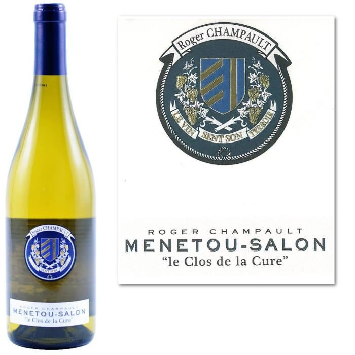 Champault clos de la cure menetou salon 2012 x1 aucune for Menetou salon 2012