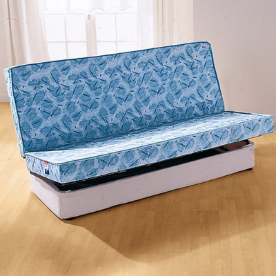 matelas 100 latex sp cial banquette clic clac la redoute pickture. Black Bedroom Furniture Sets. Home Design Ideas