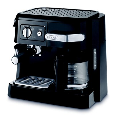 combin cafeti re expresso bco 410 delonghi pickture. Black Bedroom Furniture Sets. Home Design Ideas