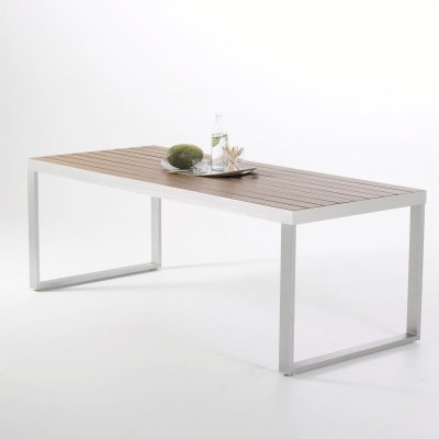 Table de jardin polywood la redoute pickture for Table jardin la redoute