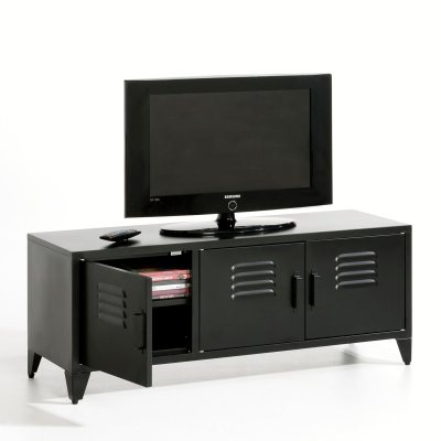 banc tv pour cran jusqu 39 50 pouces 127 cm la redoute pickture. Black Bedroom Furniture Sets. Home Design Ideas