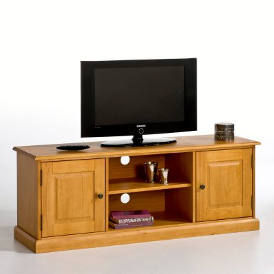 banc tv pin massif cran jusqu 39 60 pouces 152 la. Black Bedroom Furniture Sets. Home Design Ideas