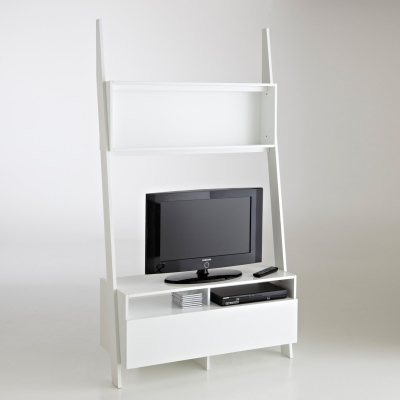 Tag re chelle meuble tv domeno la redoute pickture for Meuble tv avec etagere