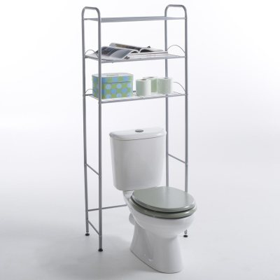 Meuble sp cial wc 2 coloris la redoute pickture for Special meuble