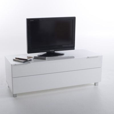 meuble tv design pour cran jusqu 39 50 pouces la redoute pickture. Black Bedroom Furniture Sets. Home Design Ideas
