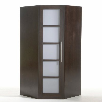 armoire d 39 angle pin massif bolton la redoute pickture. Black Bedroom Furniture Sets. Home Design Ideas