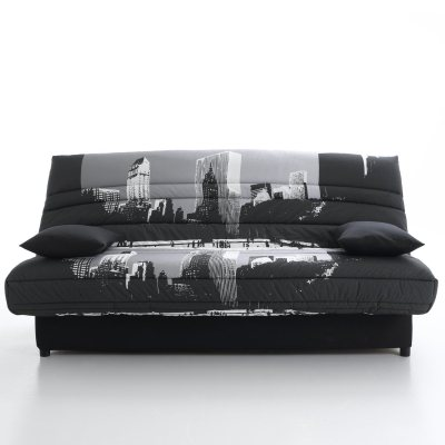 banquette clic clac mousse latex 20 cm 2 x 18 la redoute pickture. Black Bedroom Furniture Sets. Home Design Ideas