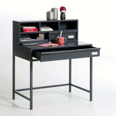 bureau m tal hiba la redoute pickture. Black Bedroom Furniture Sets. Home Design Ideas