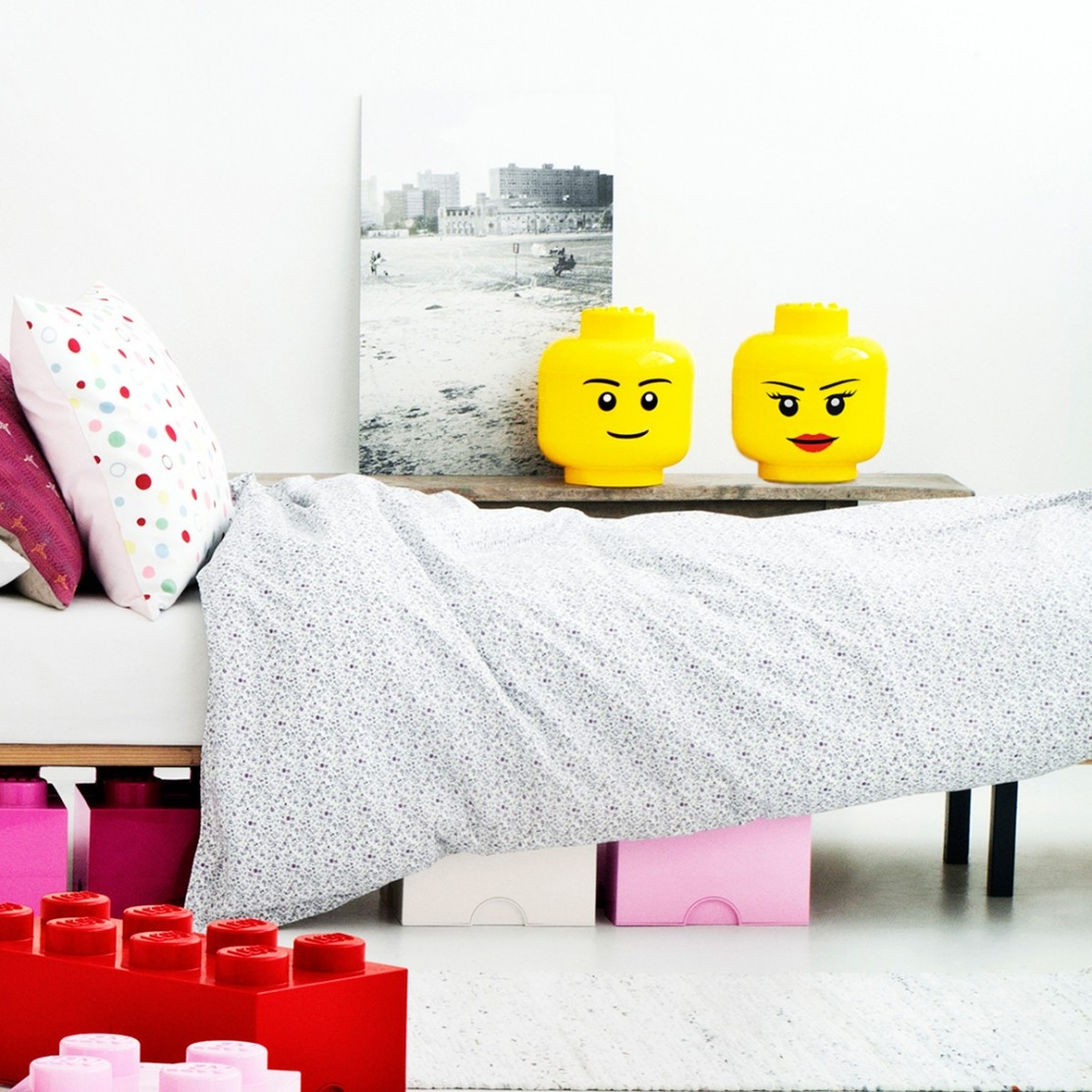 petite bo te de rangement lego lego pickture. Black Bedroom Furniture Sets. Home Design Ideas