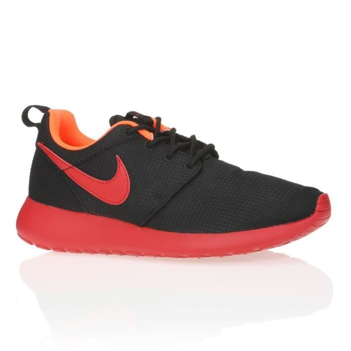 Nike baskets rosherun gs enfant fille nike pickture - Cdiscount basket enfant ...