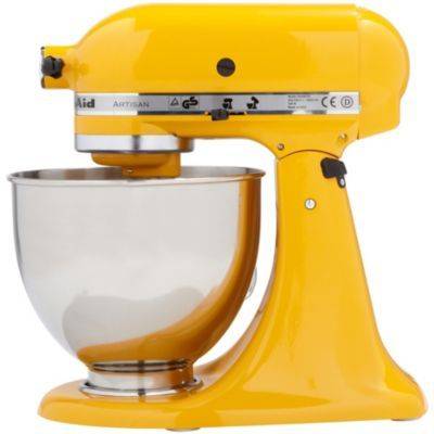 robot p tissier kitchenaid 5ksm150ps eyp jaune kitchenaid pickture. Black Bedroom Furniture Sets. Home Design Ideas
