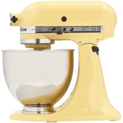 robot p tissier kitchenaid 5ksm150ps emy jaune kitchenaid pickture. Black Bedroom Furniture Sets. Home Design Ideas