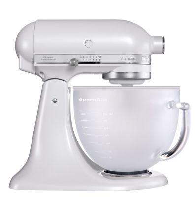 robot p tissier kitchenaid 5ksm156 efp blanc kitchenaid pickture. Black Bedroom Furniture Sets. Home Design Ideas