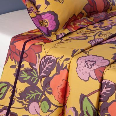 drap plat 1 personne manor blanc des vosges pickture. Black Bedroom Furniture Sets. Home Design Ideas
