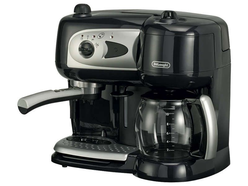 combin expresso cafeti re delonghi bco 260 cd delonghi pickture. Black Bedroom Furniture Sets. Home Design Ideas