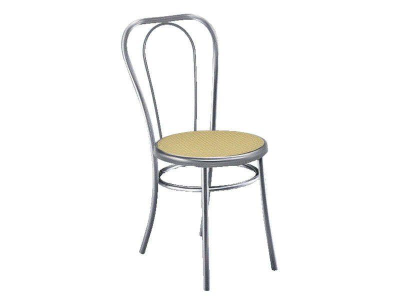 chaise bistro coloris gris conforama pickture. Black Bedroom Furniture Sets. Home Design Ideas
