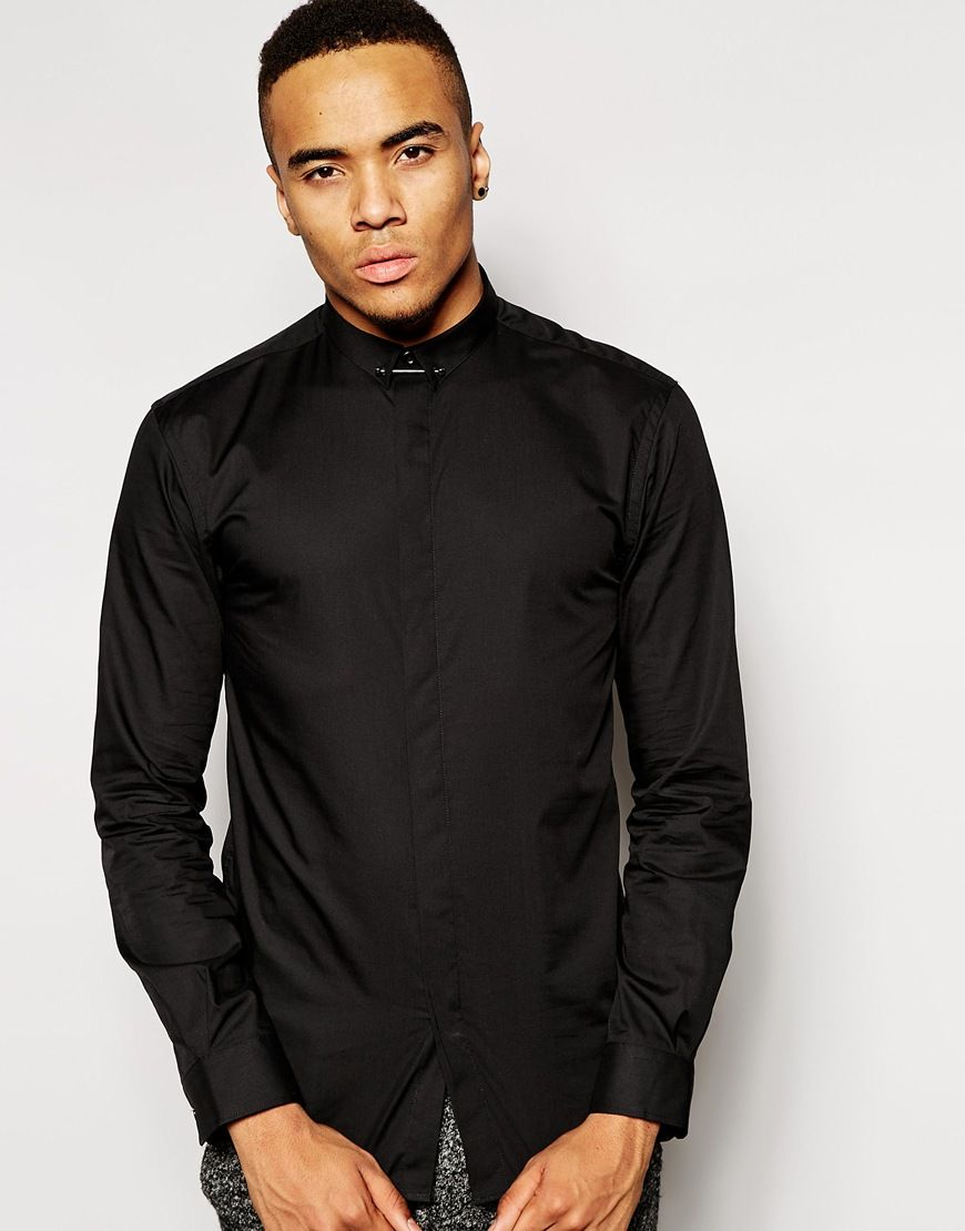 Find great deals on eBay for mens no collar dress shirt. Shop with confidence.