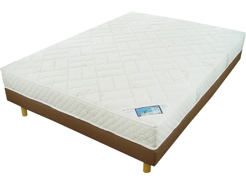 matelas sommier 140x190 cm decouverte conforama pickture. Black Bedroom Furniture Sets. Home Design Ideas