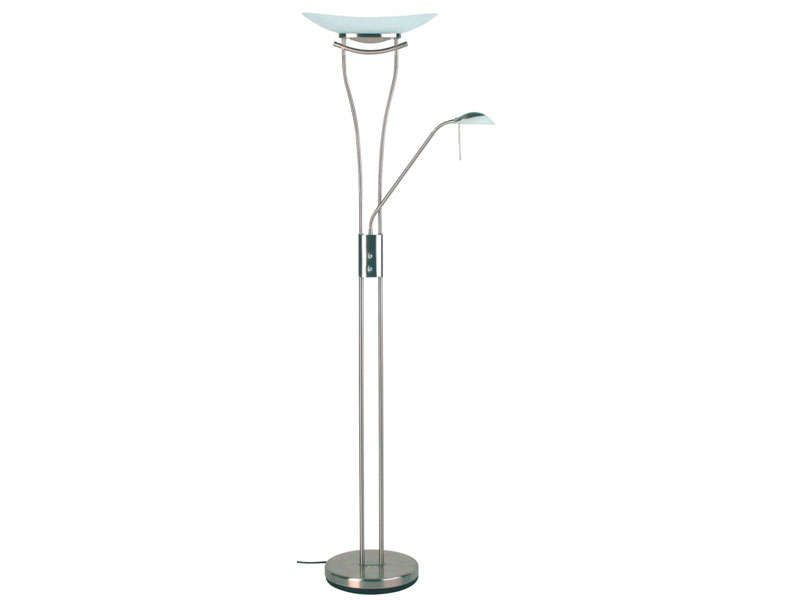 lampadaire 2 lampes ravenna conforama pickture. Black Bedroom Furniture Sets. Home Design Ideas