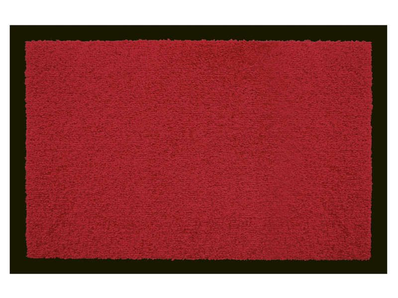 Paillasson 40X60 cm ROUGE Conforama Pickture