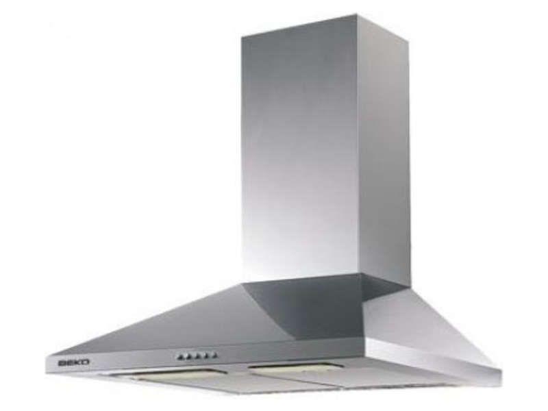 hotte 60 cm inox beko cwb 6420 x beko pickture. Black Bedroom Furniture Sets. Home Design Ideas