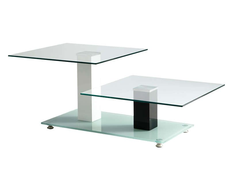 Table basse display conforama pickture for Table basse london conforama