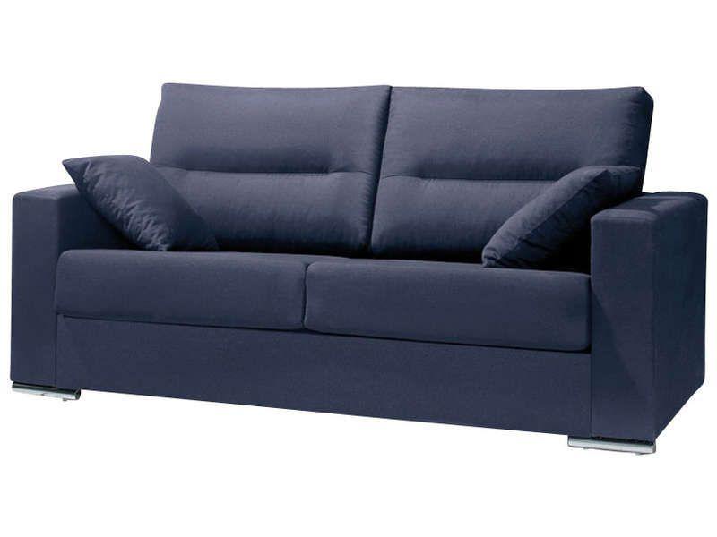 canap convertible 3 places hugo coloris gris conforama pickture. Black Bedroom Furniture Sets. Home Design Ideas