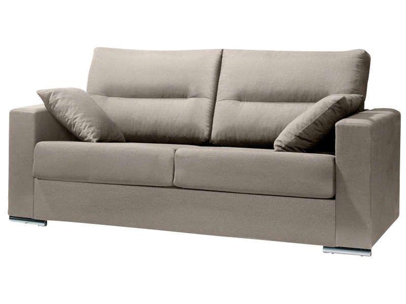 canap convertible 3 places hugo coloris beige conforama pickture. Black Bedroom Furniture Sets. Home Design Ideas