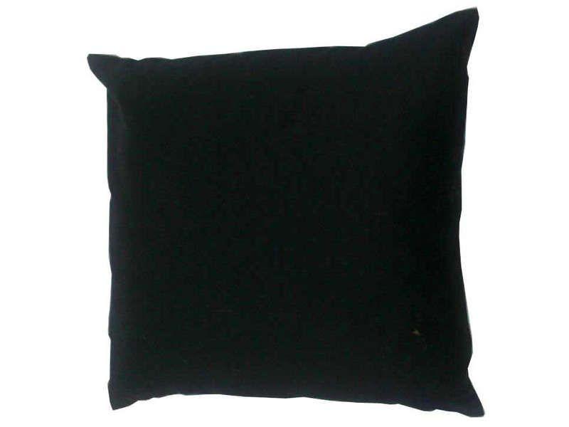 Coussin 40x40 cm twist coloris noir conforama pickture - Coussin xxl conforama ...