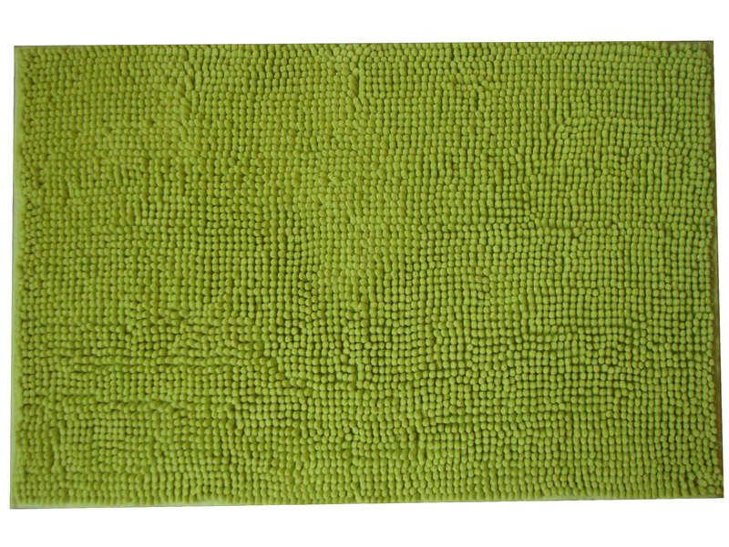 Tapis de bain 50x80 cm bubble coloris vert conforama pickture - Conforama tapis de bain ...