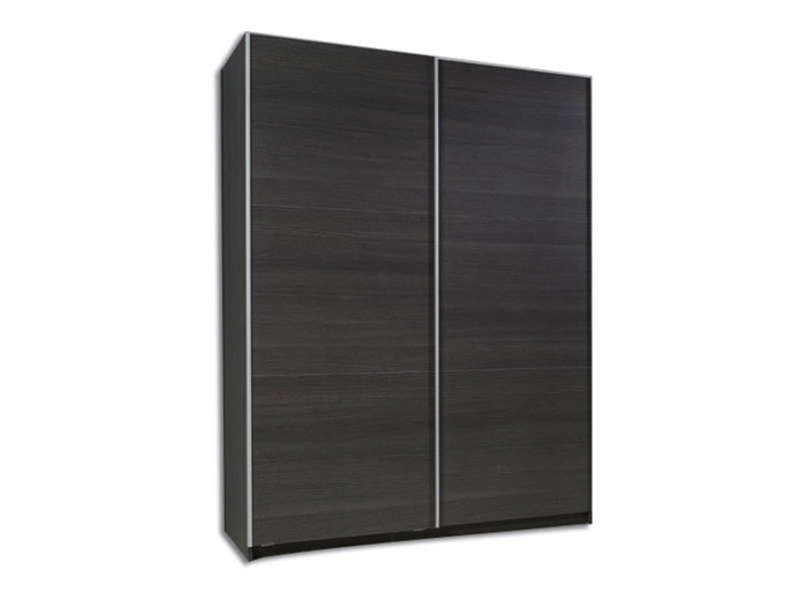 armoire 2 portes coulissantes cm fast conforama. Black Bedroom Furniture Sets. Home Design Ideas