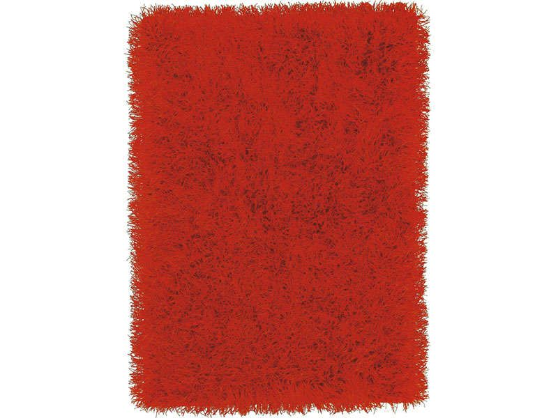 Tapis 160x230 Cm Pasta Coloris Rouge Conforama Pickture