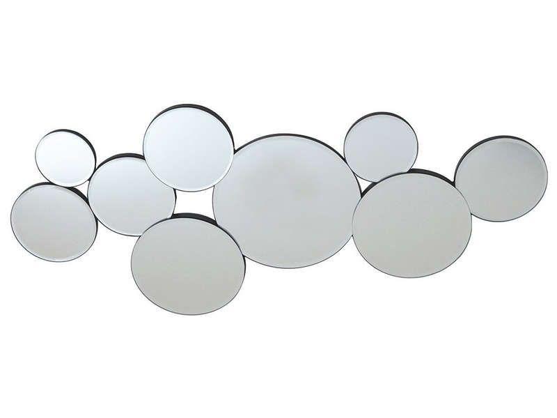 miroir bulles conforama pickture. Black Bedroom Furniture Sets. Home Design Ideas