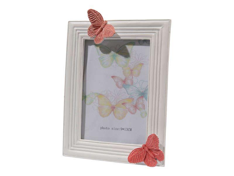 cadre photo papillon corail conforama pickture. Black Bedroom Furniture Sets. Home Design Ideas