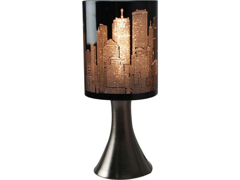 petite lampe merveil touch conforama pickture. Black Bedroom Furniture Sets. Home Design Ideas