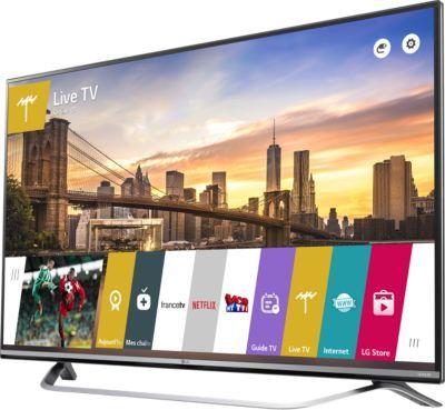 tv 4k lg 60uf778v 4k 1800 pmi smart tv lg pickture. Black Bedroom Furniture Sets. Home Design Ideas