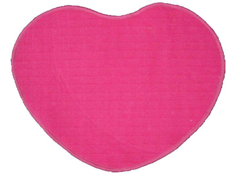 Tapis Enfant Cm Kiddy Coeur Coloris Rose Conforama Pickture