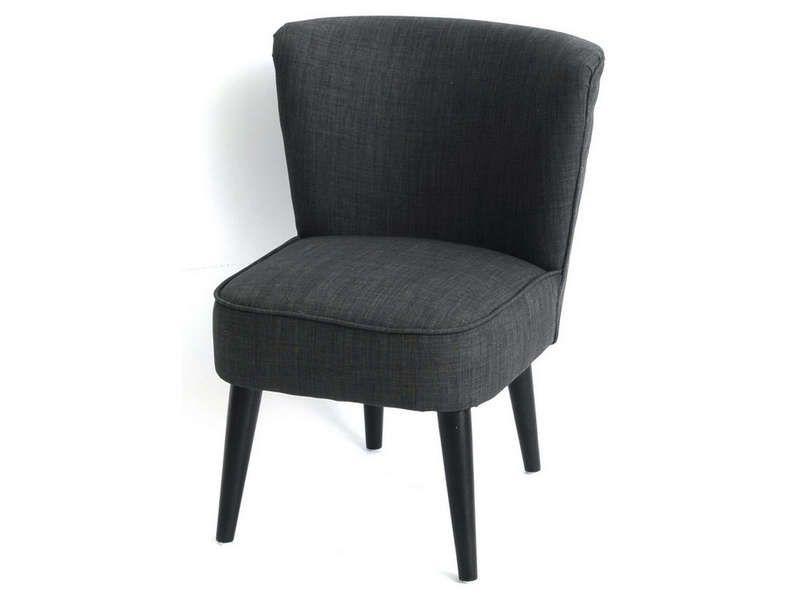 fauteuil 52x70x57 cm james conforama pickture. Black Bedroom Furniture Sets. Home Design Ideas