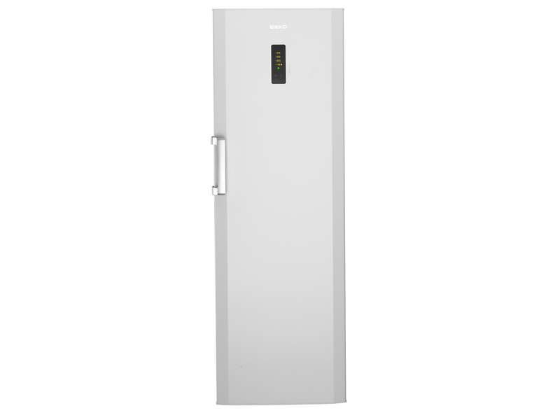 cong lateur armoire 272 litres coloris blanc beko pickture. Black Bedroom Furniture Sets. Home Design Ideas
